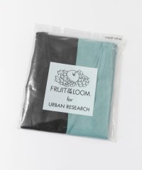 FRUIT OF THE LOOM×URBAN RESEARCH 2Pリブタンクトップ