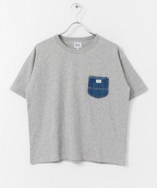Lee デニムポケットTシャツ