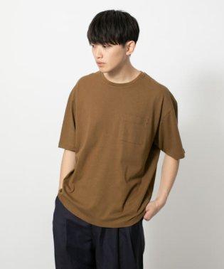 フレンチリネンTシャツ(半袖)