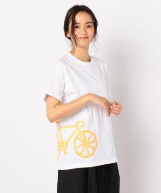メガチャリ+ワッペンTシャツ