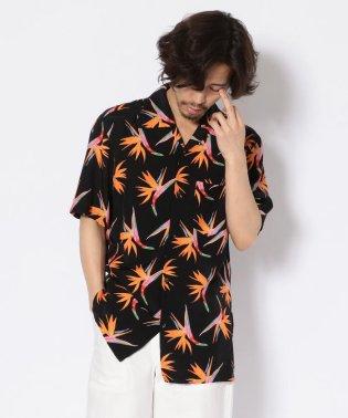Aloha Blossom/アロハ ブロッサム/BIRDS OF PARADISE/バーズオブパラダイス/アロハシャツ