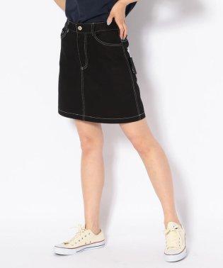 【NYLON 6月号掲載】Ctr1/コントロール/ポケットスカート