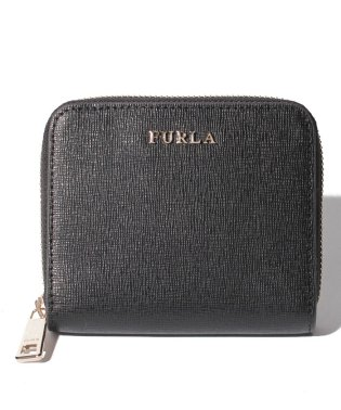 【FURLA】BABYLON S ZIP AROUND