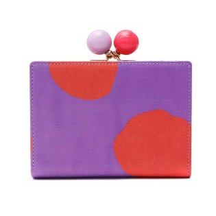 ツモリチサト tsumori chisato CARRY がま口二つ折り財布 ズームドット 二つ折り財布 かわいい 57301