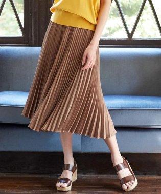 GARUDA TWILL プリーツスカート