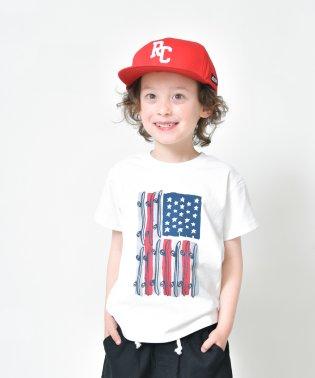 星条旗半袖Tシャツ