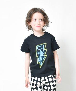 ネオン管半袖Tシャツ
