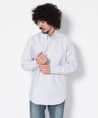 CREW OX BDシャツ/オックスフォードボタンダウンシャツ