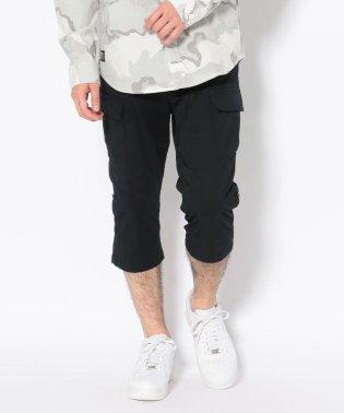 #シンプルカーゴ クロップドパンツ/SIMPLE CARGO CROPPED PANTS
