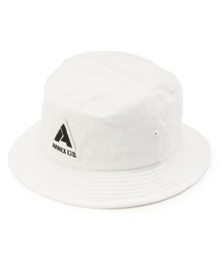 【WEB&DEPOT限定】ワッペンバケットハット/WAPPEN BUCKET HAT