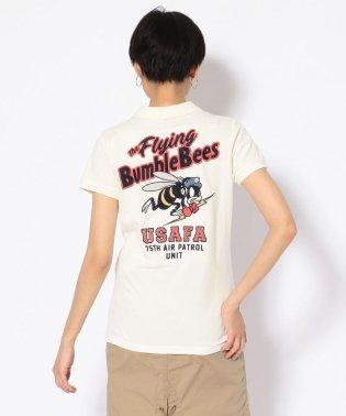 #刺繍ポロシャツ/ EMBROIDERY POLO SHIRT