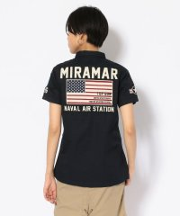 #パッチドミリタリーシャツ/ PATCHED MIL SHIRTS
