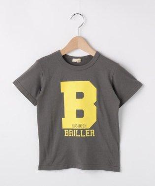 【90-150cm】ビッグロゴTシャツ