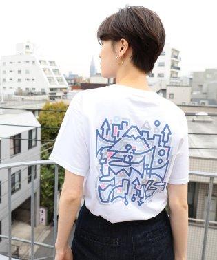 <WOMEN>FUJI ROCK FESTIVAL'19 × Ray BEAMS / Yoon Hyup Fuji Tシャツ