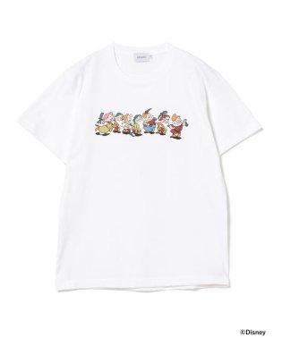 Yu Nagaba / 7人のこびと Tシャツ