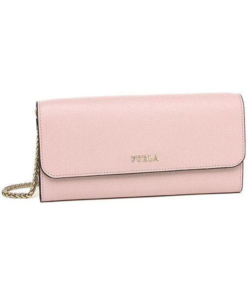 2254f69e0c88 セール】FURLA EP73 B30 BABYLON XL CHAIN WALLET ショルダー財布 お財布 ...