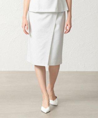 【セットアップ対応】【美skirt】【UV対策】【ウォッシャブル】プライムフレックスコードレーンスカート