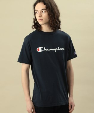 【Champion(チャンピオン)】プリントロゴTシャツ