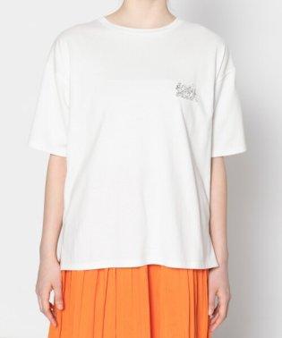 ミニイラストTシャツ B(5分袖)