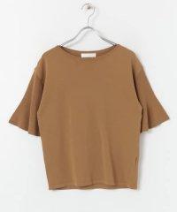 フレアスリーブセーター(半袖)