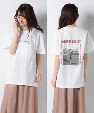 【Roberta Bayley】モチーフTシャツ