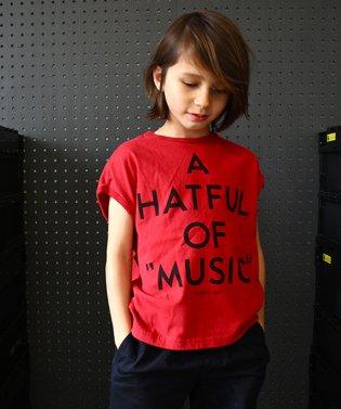 テンジク A HATFUL OF MUSIC TEE