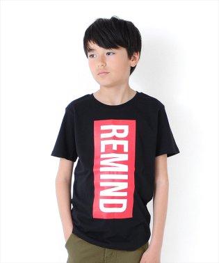 ビッグボックスロゴ半袖Tシャツ