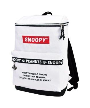 スヌーピー SNOOPY スクエアリュックサック リュック リュックサック バッグ