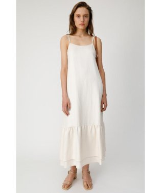 DOUBLE STRAP FLARE ドレス
