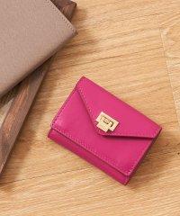 【新色追加】薄型3つ折財布