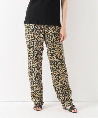 【LAURENCE BRAS/ローレンス ブラス】LAURENCE BRAS CAKE leopard trousers:パンツ