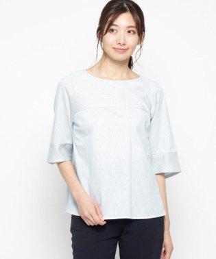 【洗える】トリコットンシャツ