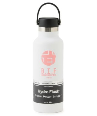 【HydroFlask】B.I.F 別注 18 oz Standard Mouth