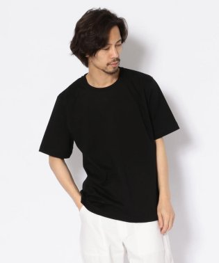 ATON(エイトン)SUVIN PLATE クルーネックTシャツ