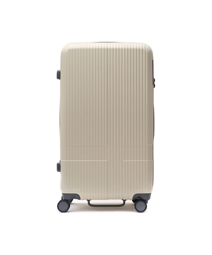 (innovator/イノベーター)【日本正規品】イノベーター スーツケース innovator Extreme Journey 75L 6泊 7泊 一週間 TSAロック 4輪 旅行 INV70/ユニセックス ライトベージュ