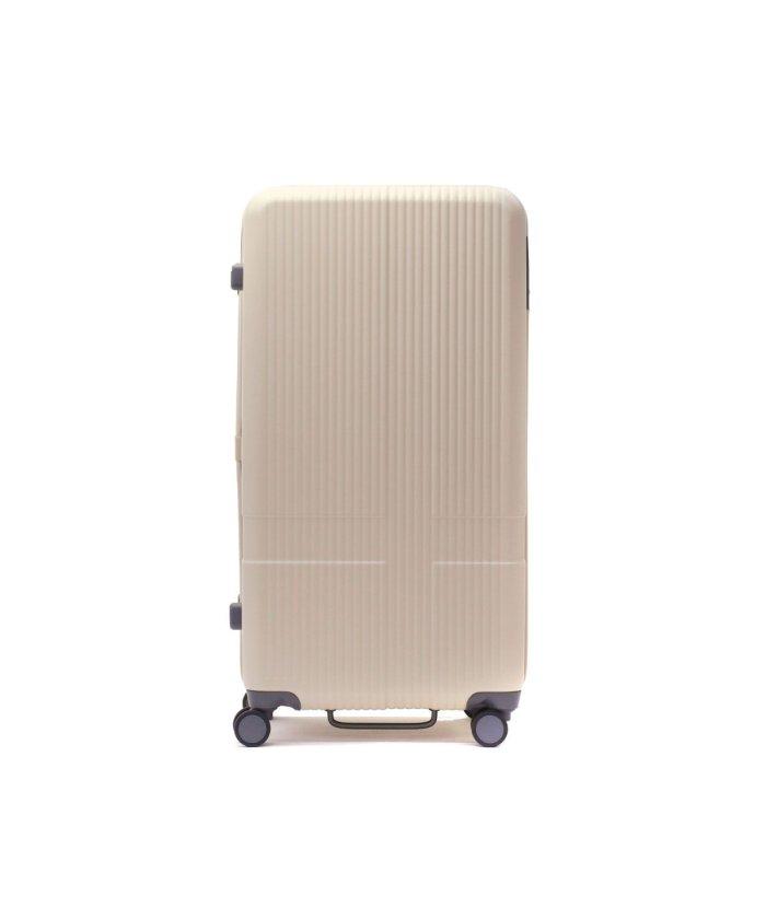 (innovator/イノベーター)【日本正規品】イノベーター スーツケース innovator Extreme Journey 92L 2週間 TSAロック 長期 旅行 海外旅行 INV80/ユニセックス ライトベージュ