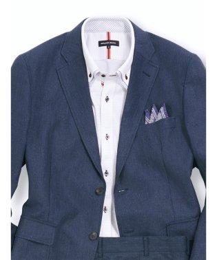 【大きいサイズ】グランバック/GRAND-BACK Biz 2枚衿ボタンダウン半袖カットシャツ
