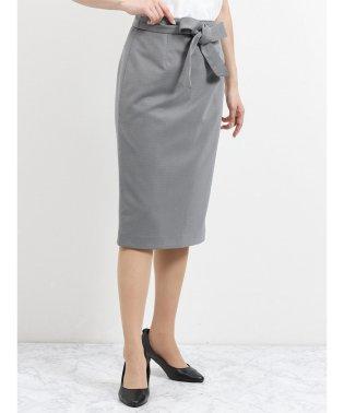 ストレッチニットジャージ セットアップタイトスカート