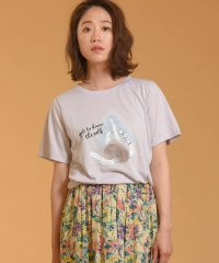 【Willful by lipstar】天竺イラストTシャツ