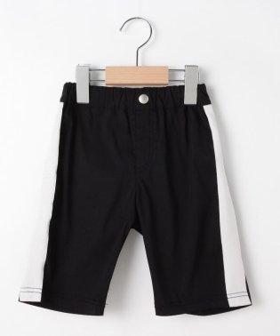 【90-150cm】吸水速乾/サイドラインカラーパンツ