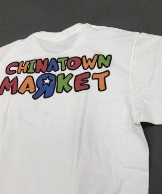 CHINATOWN MARKET(チャイナタウンマーケット)トイ Tシャツ