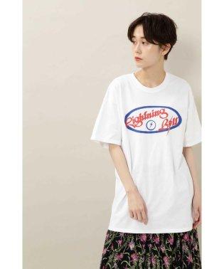 BOLTロゴプリントTシャツ