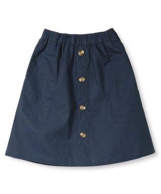 フロントボタンスカート(90~140cm)