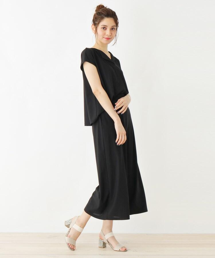 【WEB限定サイズあり】梨地セットアップ