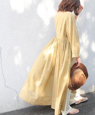【WEB限定】カシュクール羽織りワンピース