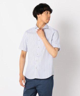 リバーシブルドビーパラシュート半袖シャツ