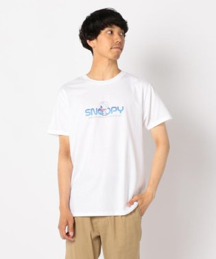 【PEANUTS×FREDY MAC】SNOOPY IN SPACE Tシャツ