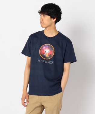 【PEANUTS×FREDY MAC】SNOOPY DEEP SPACE Tシャツ