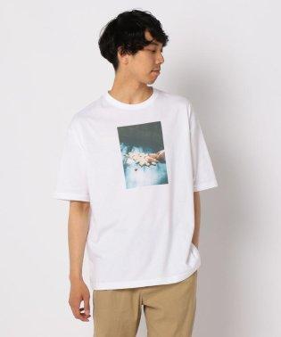 【photographer:MASAYUKI NITTA】ビックシルエットTシャツ