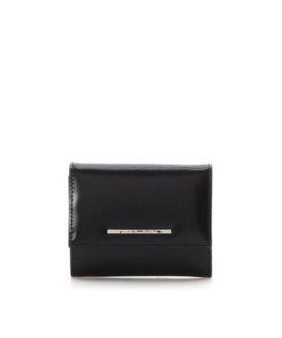 シンプルガラスレザーシリーズ 折財布